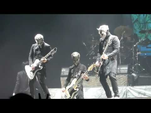 """Absolution"" Ghost@Prudential Center Newark, NJ 6/7/17"