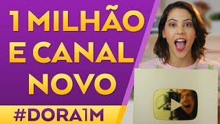 CANAL NOVO! ESSE CANAL VAI ACABAR? | Dora Figueiredo
