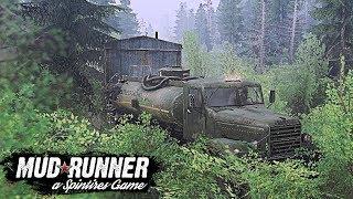 SpinTires: MudRunner - 'Голимый Контрабас'