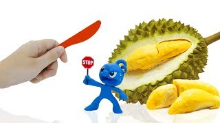 TINY STOPS HAND WITH DURIAN ❤ Cartoons For Teenagers