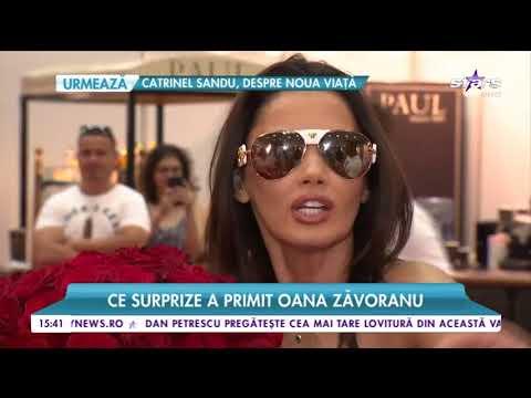 Oana Zăvoranu împlinește 45 de ani și se declară o femeie și o soție fericită