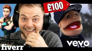 I wasted £100 on Fiverr Fortnite rap videos and this is what happened...