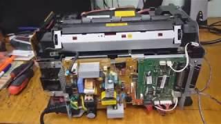 Ремонт принтера Xerox Phaser 3122