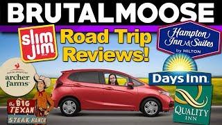 Road Trip Reviews - Food, Hotels, & More!