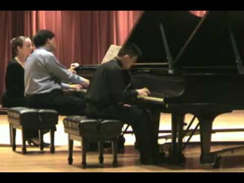 Edvard Grieg - Piano Concerto in A-minor No. 1 - Shane Lu