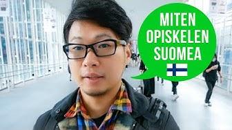 Miten japanilainen Gen opiskelee suomea?