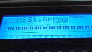 Видео урок - Феличита (Аль Бано) (синтезатор)