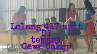 Download lagu WOW LELANG 417 UNIT DI TEMENIN SPG CANTIK 🤭