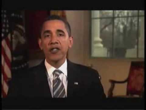 Obama for change - funny commercial