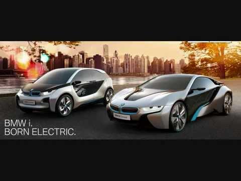 BMW i3 & i8 theme song