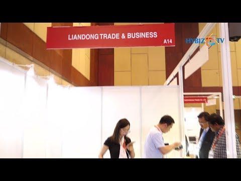 Liandong Trade & Business    Smart Urbanation 2018 Hyderabad