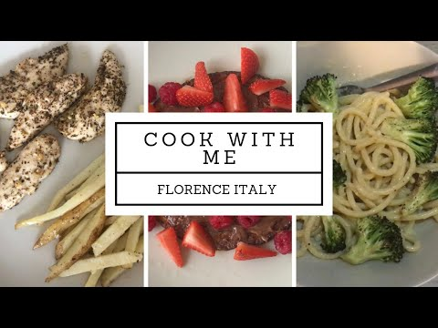 What I eat in a day in Italy | Flora Abel