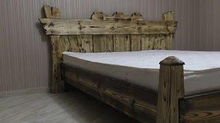 Кровать своими руками; Homemade Bed(, 2016-08-31T05:53:57.000Z)