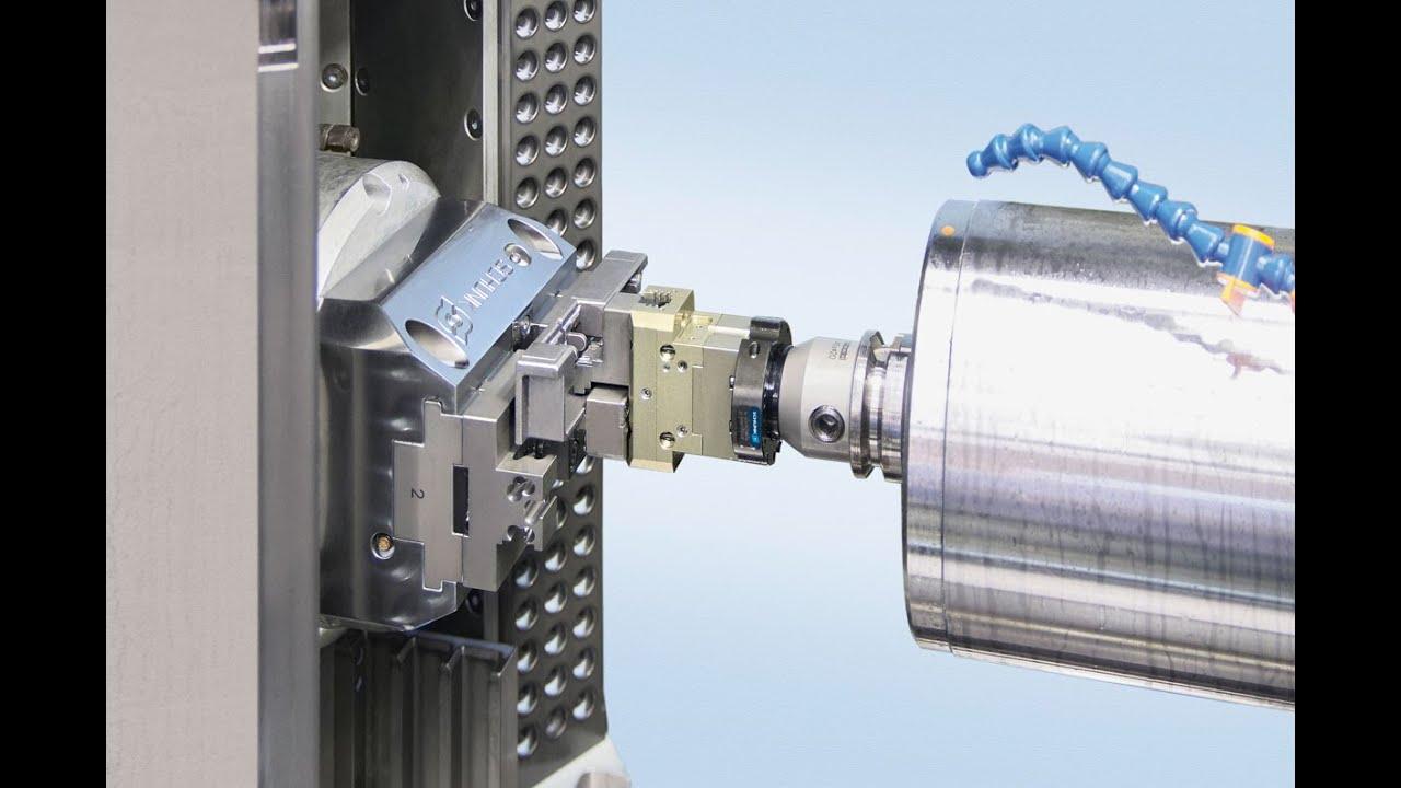 Used Milling Machine >> SCHUNK Lean Automation - günstige Automation in und für ...