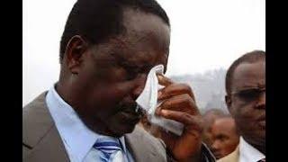 Raila Odinga's emotional speech over painful death of Sharon Otieno and Monica Kimani