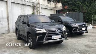 Video 2018 Lexus LX570 ARMORED B6 download MP3, 3GP, MP4, WEBM, AVI, FLV Agustus 2018