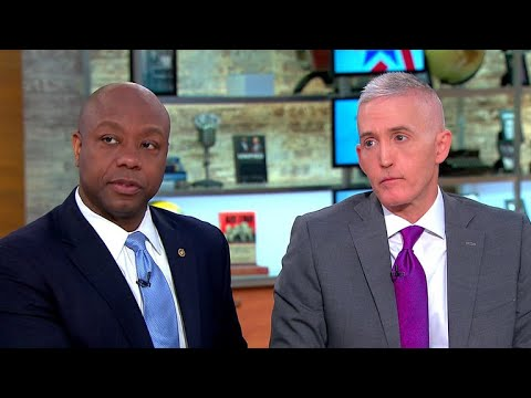 """Unified"": Sen. Tim Scott, Rep. Trey Gowdy on friendship and hope"