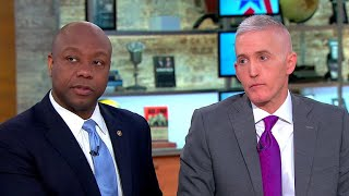 """""""Unified"""": Sen. Tim Scott, Rep. Trey Gowdy on friendship and hope"""