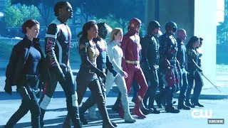 Download Video Crisis on Earth-X  Crossover Official Extended Full Trailer | The CW MP3 3GP MP4