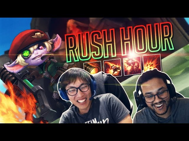 Doublelift - RUSH HOUR TRISTANA (feat. Aphromoo)
