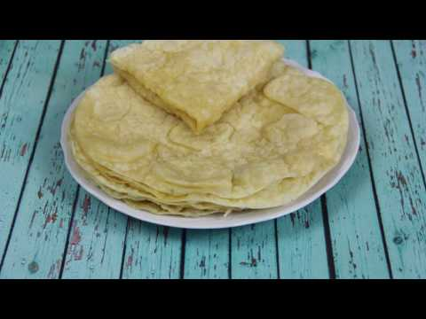 Как готовить шелпек Казахская кухня 7 шелпек 7 нан (один из способов)