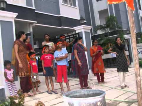 Silver Oaks Apartment - Ganesha Festival