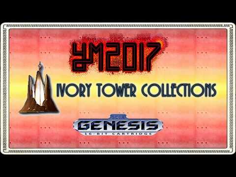 YM2017 Full Album - Sega Genesis - Catskull Electronics