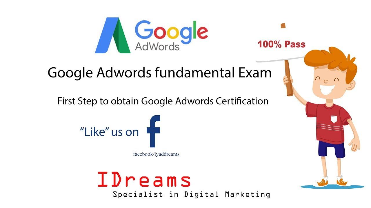 Latest 100 pass google adwords fundamental exam youtube latest 100 pass google adwords fundamental exam 1betcityfo Images