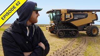 How a Harvest Combine Works!