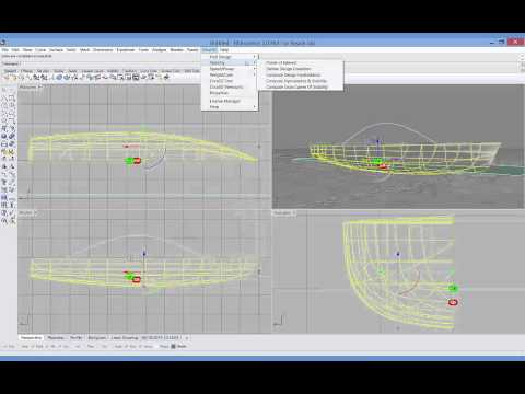 Orca3D Naval Architecture Software | Marine Design Plug-in
