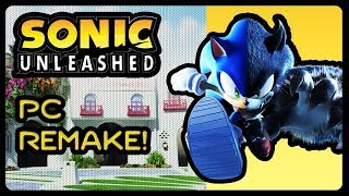 Sonic Unleashed - PC Remake! (4K/60fps) #HeavyWIP #NOTUnleashedProject #Roblox #v0.7.0