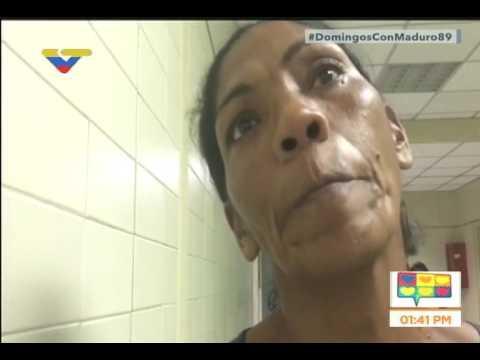Entrevista completa a padres de Orlando Figuera, joven a quien prendieron fuego en Altamira