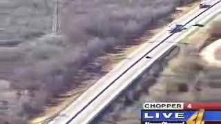 Epic Impala SS Police Chase 140 MPH High Speed On American Highway (2019)
