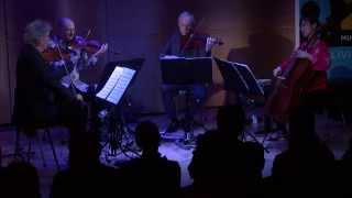 The Kronos Quartet, Live on Q2 in The Greene Space