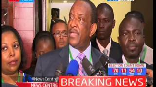 BREAKING NEWS: IEBC clears Joe Nyaga to vie as an independent candidate