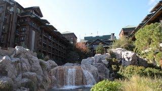 Disneys Wilderness Lodge with Deluxe Room