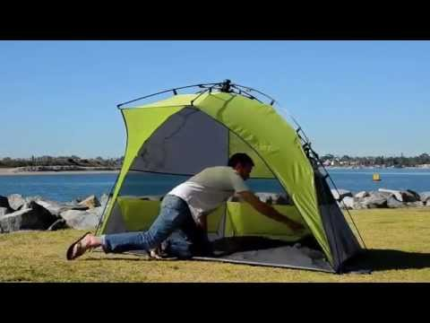 Lightspeed Outdoors - Quick Shelter IV and V & Lightspeed Outdoors - Quick Shelter IV and V - YouTube