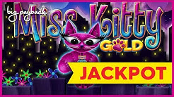 JACKPOT HANDPAY! Miss Kitty Gold Slot - ULTIMATE LUCK, YES!!! $24 Max Bet Bonus!