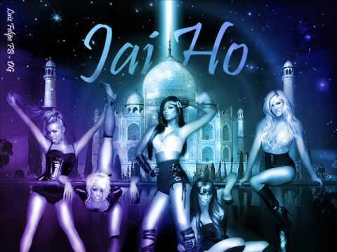 Pussycat Dolls  Jai Ho! DJ Fisun Remix