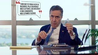 Luís Roberto Barroso - Eleições 2020 e a pandemia do coronavírus