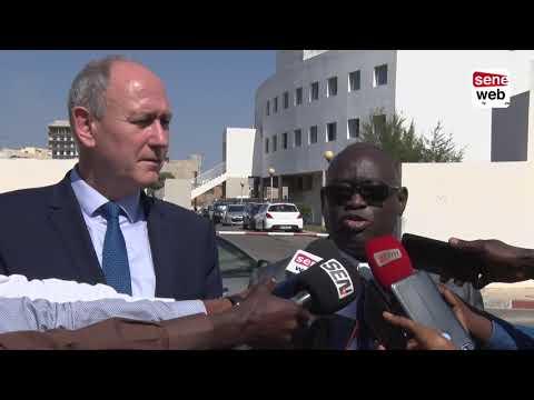 """Me El Hadji Diouf sur l'absence de Timis: """"il faut que les sénégalais apprennent à..."""""""