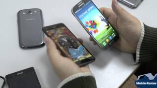 Samsung Galaxy S IV и некоторые другие смартфоны