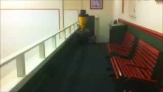 charlotte country club squash court pt 1 before hardwood floor refinishing charlotte nc
