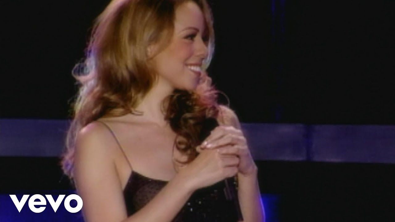 Mariah Carey - I'll Be There (from Around the World) ft. Trey Lorenz