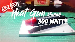 Mini Heat Gun - Hot Gun - Hot Air Gun Pemanas Shrink Lepas LCD Pasang Stiker