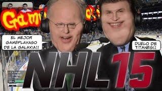 Vídeo NHL 15