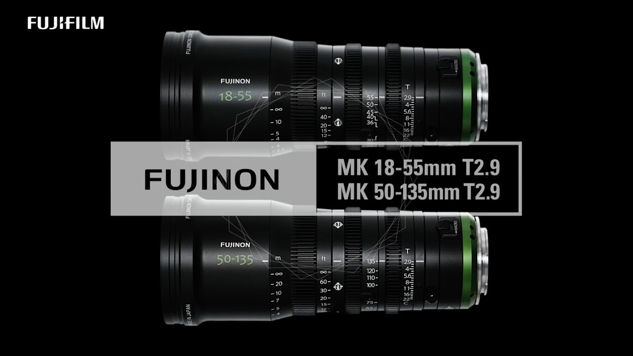 MK18-55mm T2 9 | Fujifilm Global