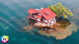 Unusual Homes From Around The World