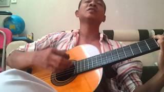 sa mạc tình yêu guitar