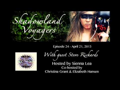 Ep. 24: Advanced Aboriginal Healing with Steve Richards